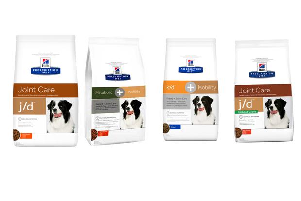 Led-diæt j/d til hunde på tilbud